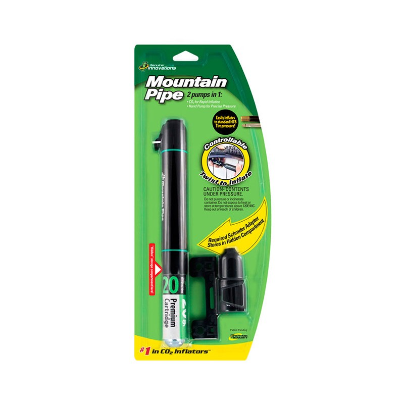 Pompa Genuine Innovations Mountain Pipe