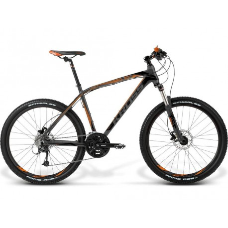 Bicicleta Kross Level A4 2014