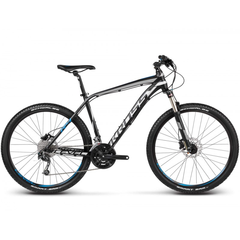 Bicicleta Kross Level R4 2017