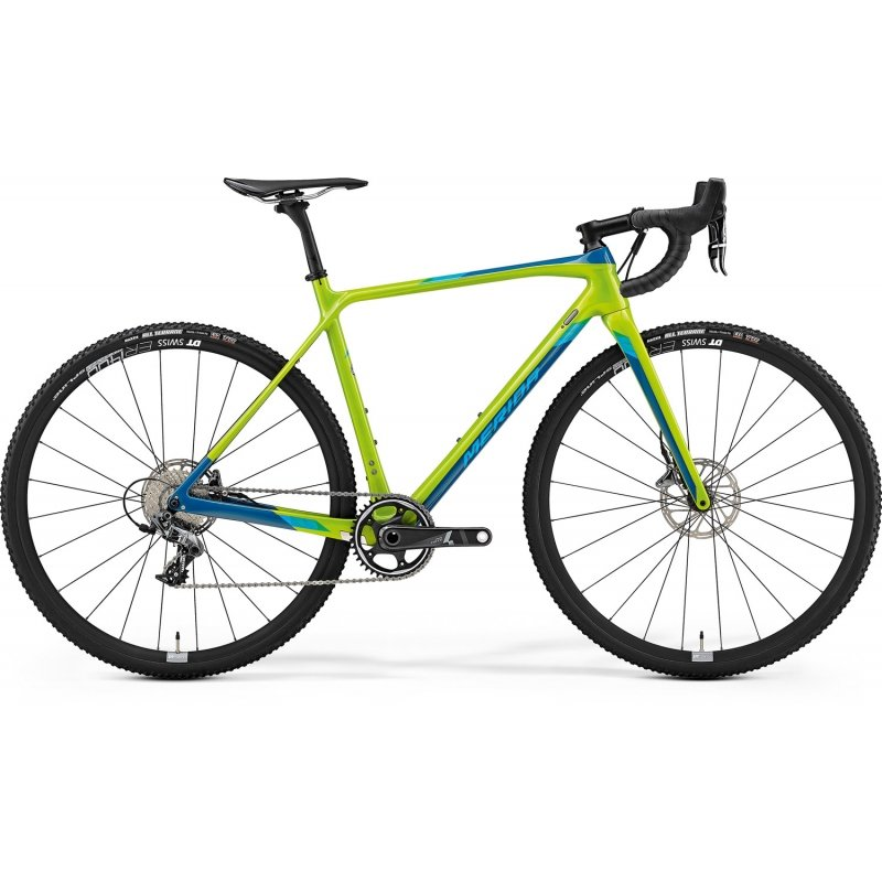 Bicicleta Merida Mission CX 8000 2019