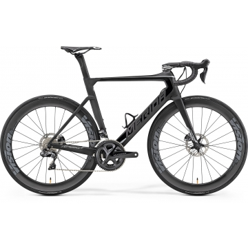 Bicicleta Merida Reacto Disc 8000-E 2019