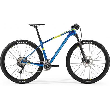 Bicicleta MERIDA BIG.NINE XT 2019