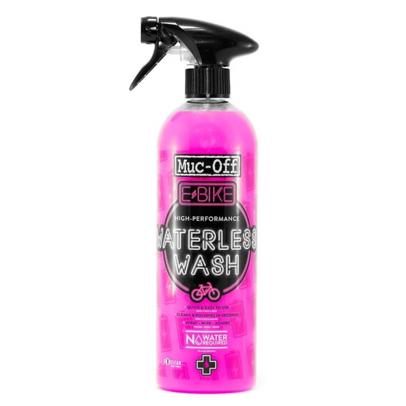 Solutie Muc-Off 750 ml Ebike Waterless Wash