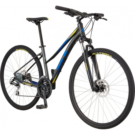 Bicicleta GT Transeo Elite Step Thru 2019