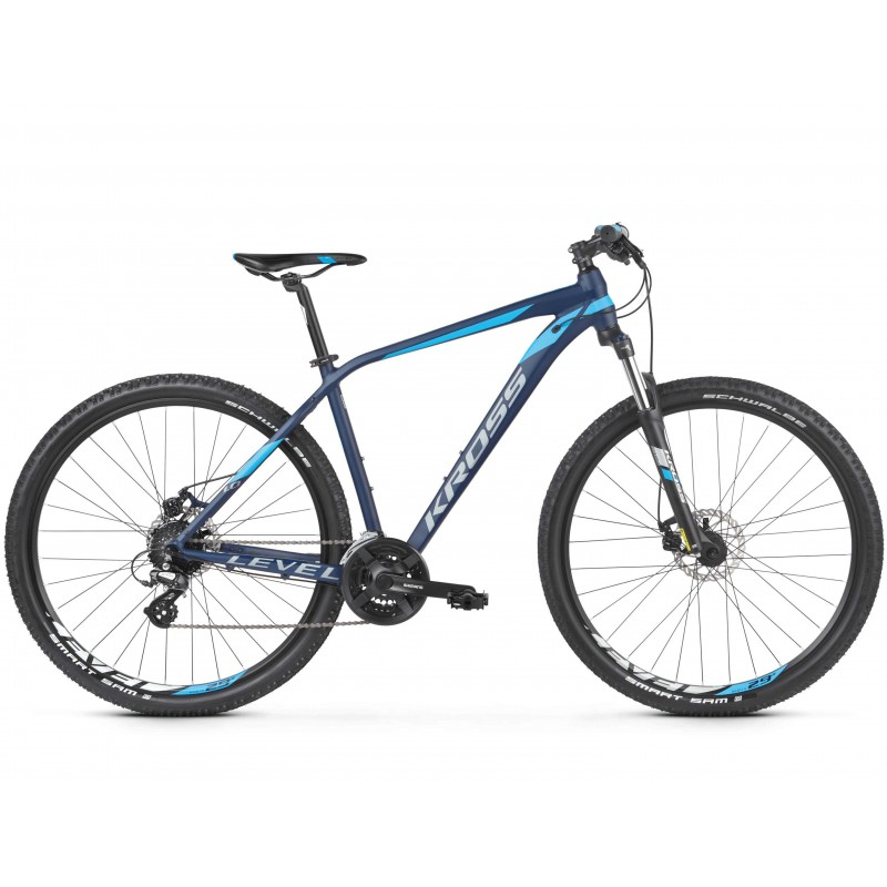 Bicicleta Kross Level 1.0 2019