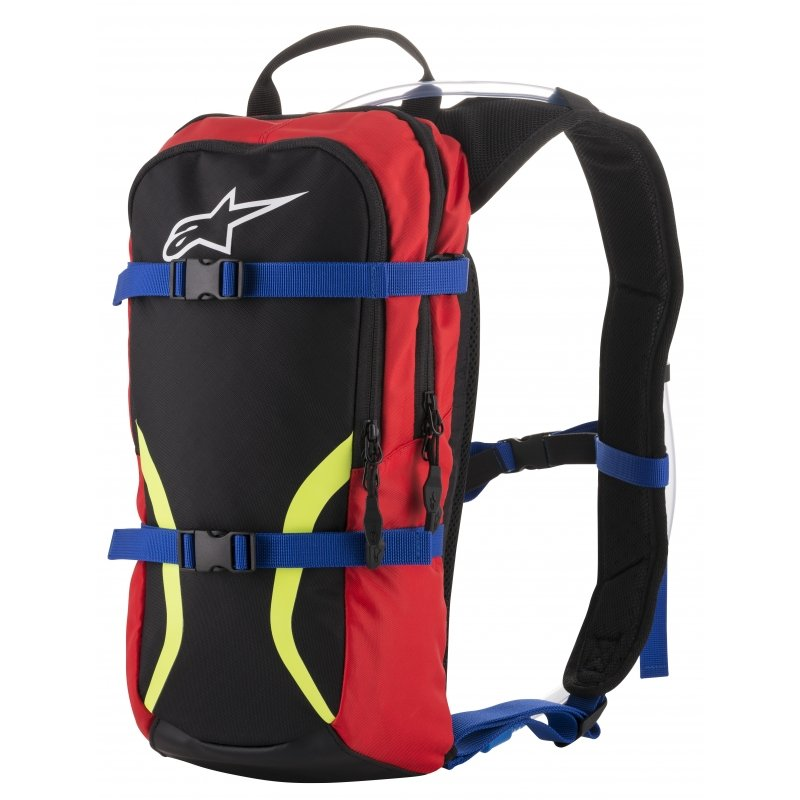 Rucsac Alpinestars Iguana Hydration Black Blue Red Yellow