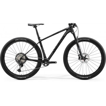Bicicleta Merida BIG.NINE 7000 2020 negru