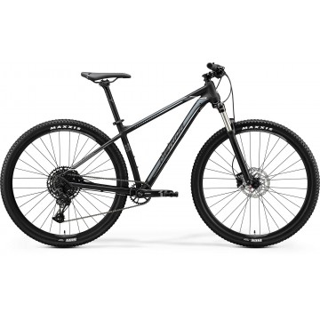 Bicicleta Merida BIG.NINE 400 2020 negru/argintiu