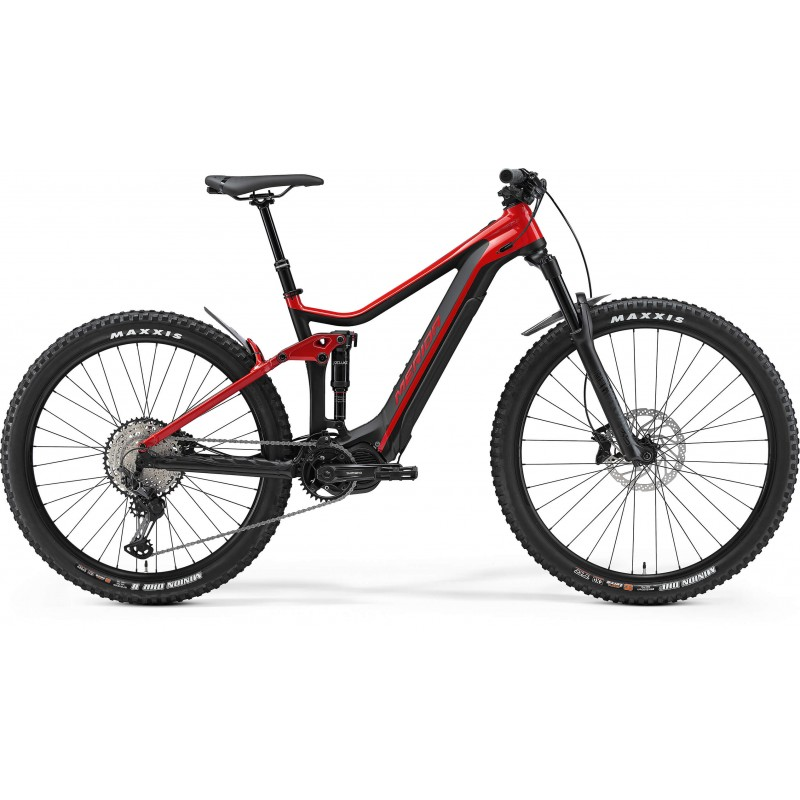 Bicicleta electrica Merida eONE-FORTY Limited Edition 2020 rosu/negru