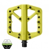 Pedale Crankbrothers Stamp 1 Small citron