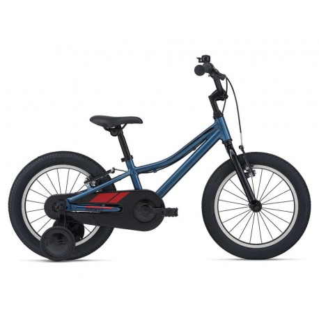 Bicicleta copii LIV GIANT Animator 16'' F/W 2021 blue ashes