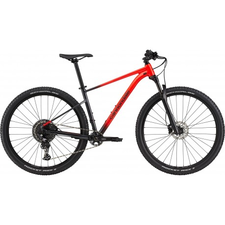 Bicicleta Cannondale Trail SL 3 2021 rally red
