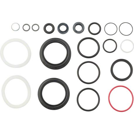 Kit service furca Pike Solo Air 35 mm - dust seals, foam rings,o-ring seals