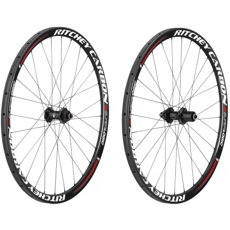 Roata RITCHEY SUPERLOGIC MTN Carbon tubular disc centerlock F9mm